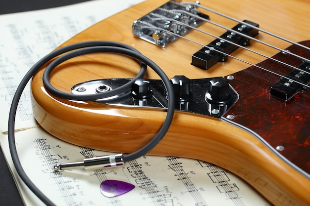 Musical instrument-electric guitar