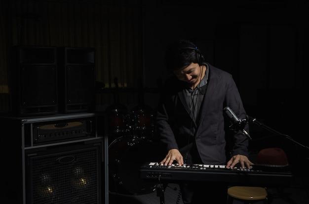 Musician concept