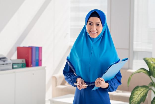 ムスリムの実業家、フォルダー