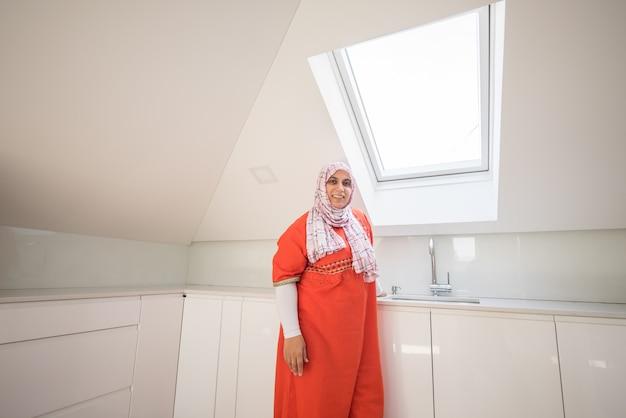 Muslim modern woman