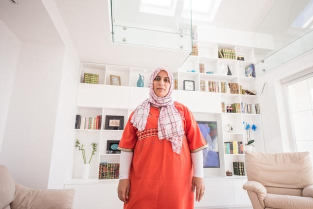 Muslim traditional woman