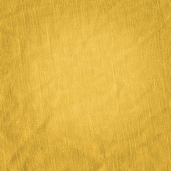 Mustard color fabric closeup