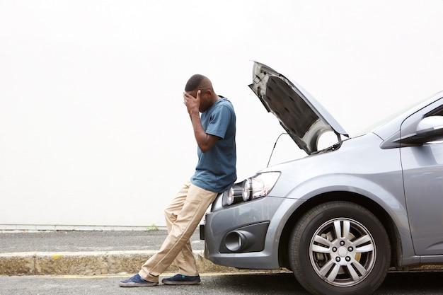 My car broke down