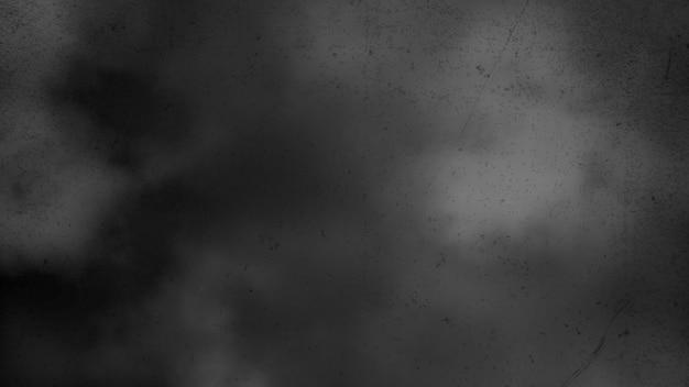 Мистический фон ужасов с темным дымом, абстрактный фон. роскошная и элегантная 3d иллюстрация ужасов и темы хэллоуина