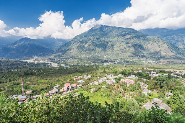 Naggar landscape