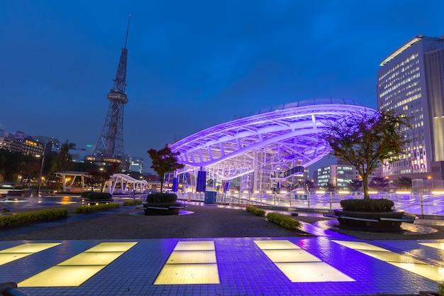 Nagoya oasis 21 public park area