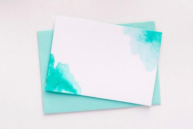 空のカードでネイルケア要素の品揃え