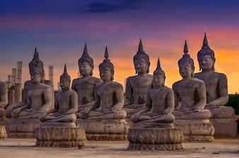 Nakhon Si Thammarat Thung Yai District Buddha statue