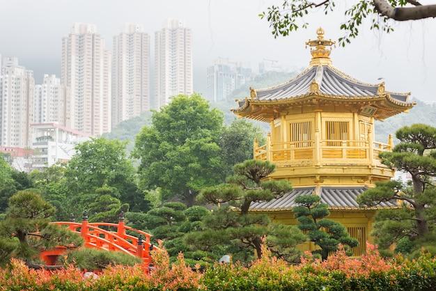 난 리안 가든 앳 홍콩