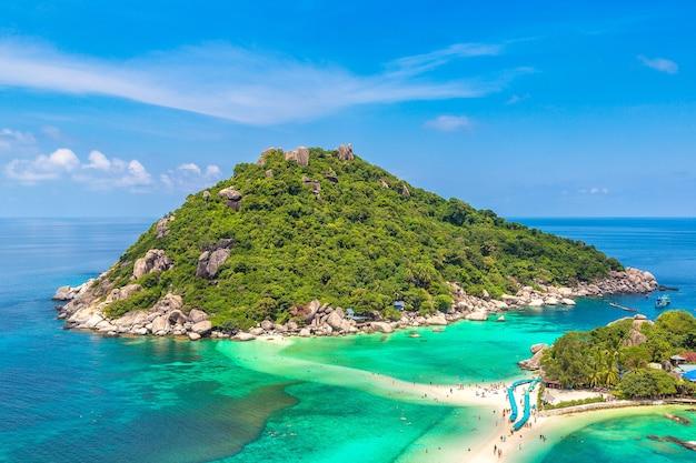 ナンユアン島、タオ島、タイ