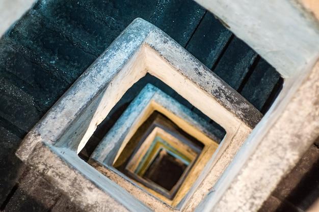 Naples underground, italy
