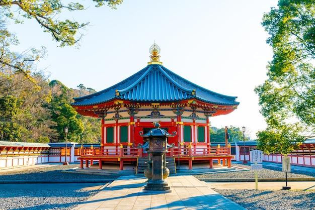 Храм нарита сан синсодзи в японии