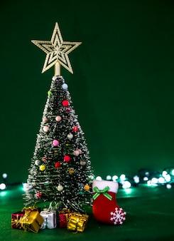 나탈 테마 축하 12 월