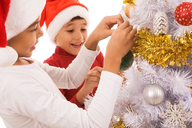 Natale дети случаю дети новый