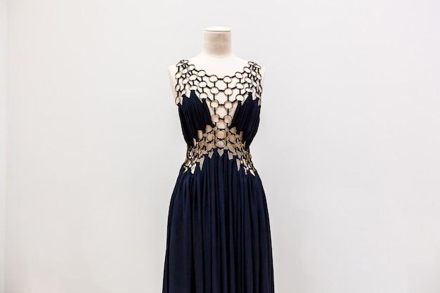 Выставка одежды chlo couture в национальном художественном музее