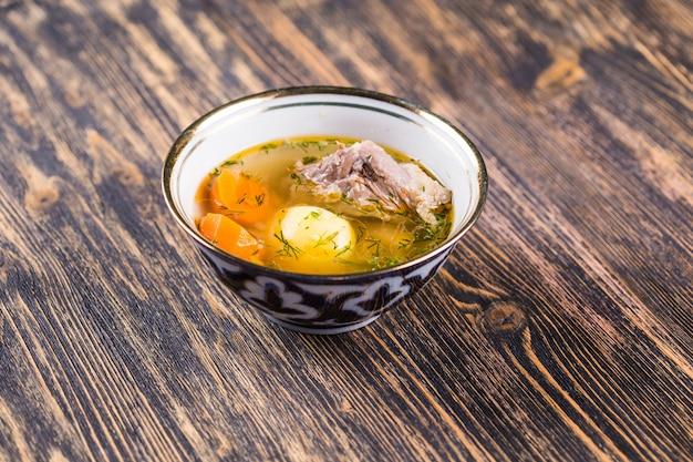 郷土料理、アジア、東のコンセプト。中央アジア料理。