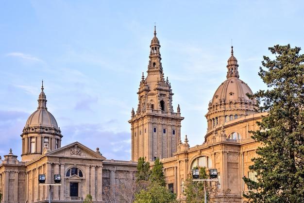 The national museum of art, barcelona, spain