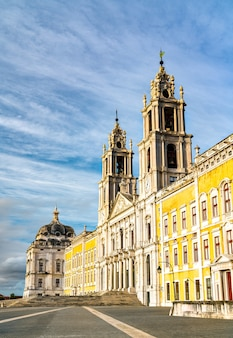 National palace and franciscan convent of mafra unesco world heritage in portugal