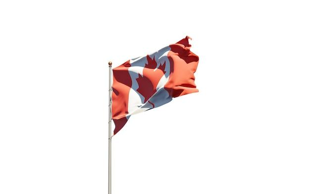 Национальный государственный флаг канады