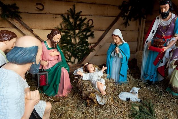 Nativity scene, munich