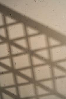 自然で抽象的な影