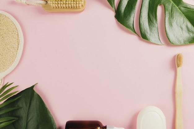 천연 목욕 액세서리, 천연 목욕 액세서리 세트, 친환경 제품
