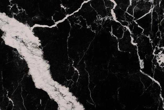 Естественный черный мрамор текстуры фона