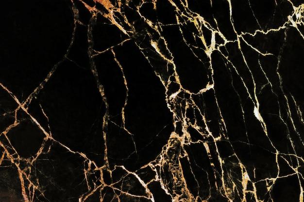 Натуральная черная мраморная текстура для роскошного фона