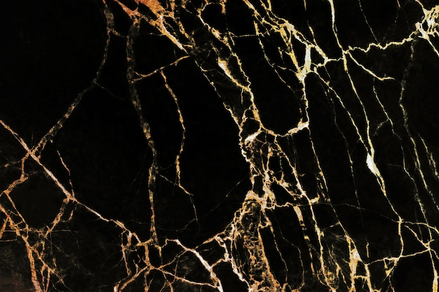Natural black marble texture for luxurious background