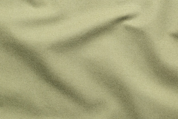 Natural brown fabric texture. - background
