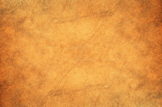 Natural brown leather texture background
