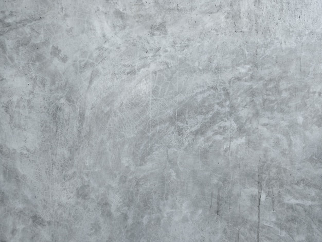 Natural exterior cracked pattern of gray cement wall