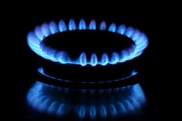 Натуральный газ