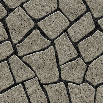 天然花崗岩のタイル。 、ファサード、床、壁。背景テクスチャ