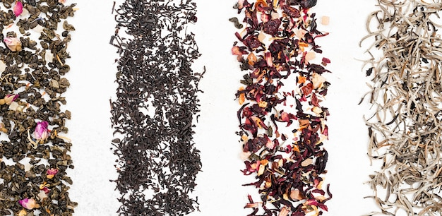 Natural herbs for tea