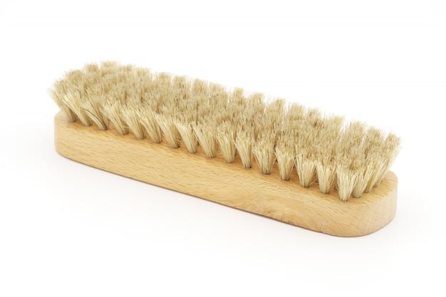 Natural horsehair brush