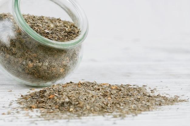 Натуральные ингредиенты для домашней маски или скраба для лица и тела