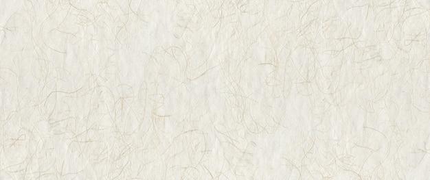 自然な日本の再生紙のテクスチャ