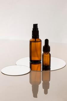 Composizione di olio di jojoba naturale