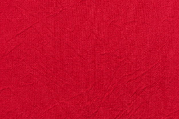 Natural linen texture for the background is red.
