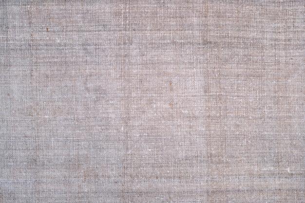 Текстура натурального льна для фона