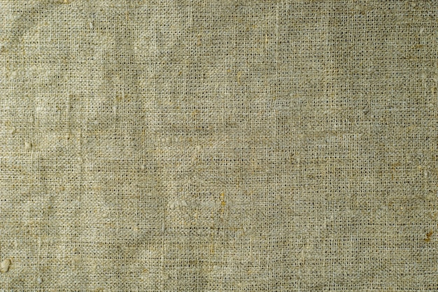 Natural linen texture for the