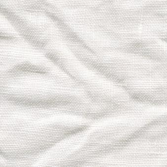 Natural linen white background