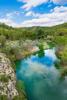 스페인 보호 지역의 발렌시아와 쿠 엥카 사이의 자연 공원