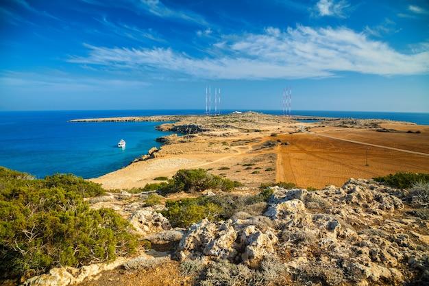 Природный парк мыс греко