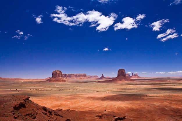 Natural scenery of horseshoe bay, grand canyon, colorado river, monument valley. arizona, usa
