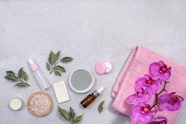 ナチュラルスパ化粧品のボディケアと衛生