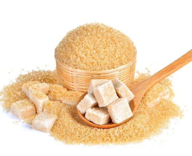 白の天然糖