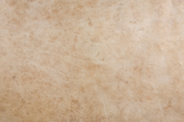 Natural tan leather texture background