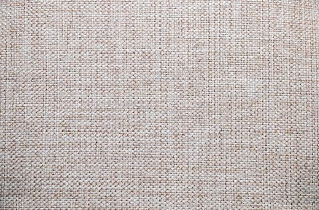 Natural texture of sack gray brown fabric